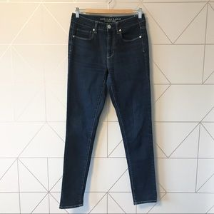 American Eagle Outfitters Hi-Rise Skinny Jeans